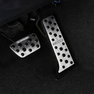 Stainless Car Accelerator Pedal Cover Trim Fits For Toyota Camry 2018 Parts Us