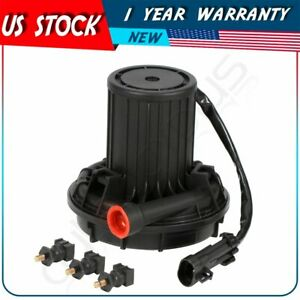 Secondary Air Smog Pump For Chevy Colorado Gmc Hummer H3 Isuzu Truck 12610063