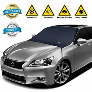Ezyshade Windshield Snow Cover Bonus Item See Size chart With Your Vehicle