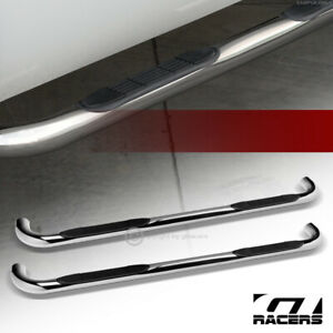 For 2003 2017 Ford Expedition 3 Ss Side Step Nerf Bars Running Boards Hd Chrome