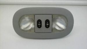 2004 2008 Ford F150 Overhead Map Dome Light Sunroof Sliding Slider Switch Gray