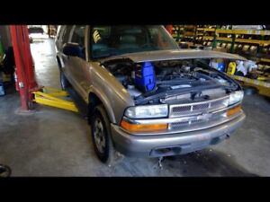 Console Front Floor Without Tow Haul Fits 03 05 Blazer S10 jimmy S15 409191