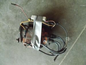 Allis Chalmers C Ac B Tractor Magneto Assembly Converted Distributor W Coil kk