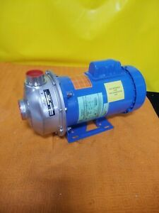 Goulds Water Technology 3ms1e4e4 Stainless Steel 1 Hp Centrifugal Pump 4ub86
