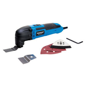 300w Electric Multi tool Oscillating Cutter Grinder variable Speed Powerful
