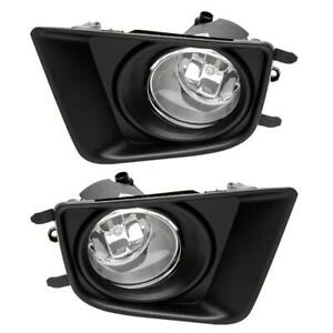 Bumper Fog Lights W Switch For 2012 2013 2014 2015 Toyota Tacoma Pickup