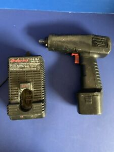 Snap On Ct30 Cordless Impact Wrench 3 8 With Charger No Battery Used