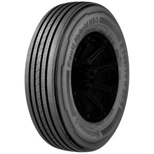 2 285 70r19 5 Continental Hybrid Hs3 145 143m H 16 Ply Bsw Tires