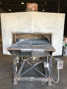 Woodstone Ws Ms 6 Gg Ng Gas Wood Fired Brick Pizza Oven Bread Oven