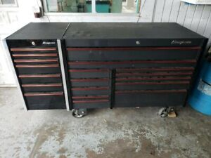 Snap On Tool Box With Side Cabinet