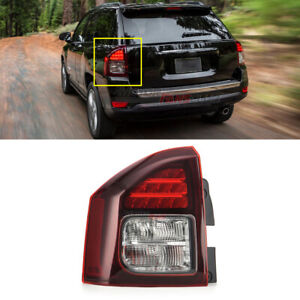For Jeep Compass 2014 2015 2016 2017 Tail Lamp Light Led Left Driver 5272909ab