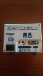 Acuity Prima Chromatic Confocal Sensor ccs With Sensor