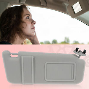 Right Passenger Sun Visor Sunshade For 2007 2011 Toyota Camry Without Sunroof Fits Toyota Camry