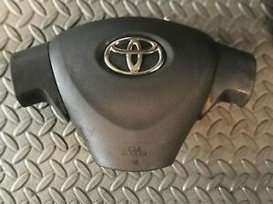 Toyota Corolla Left Driver Steering Wheel Airbag Air Bag Oem No Controls