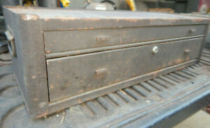 Older Kennedy Mc28 Riser Box For The 526 Machinist Toolbox Tool Chest Box