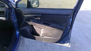 Front Door Trim Panel Subaru Impreza Right 14