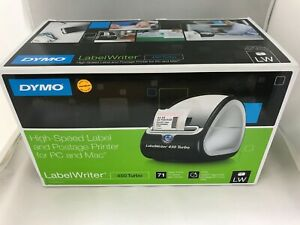 Dymo Labelwriter 450 Turbo Label Thermal Printer 1752265 Authorized Dealer
