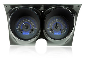 Dakota Digital 67 68 Chevy Camaro Pontiac Firebird Analog Gauges Vhx 67c cam c b