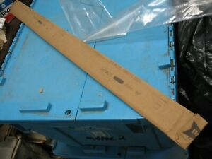 Nos Mopar 1959 Plymouth Fury Right Front Fender Side Rear Molding Never Opened