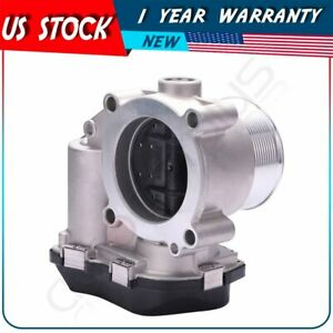 Electric Fule Injection Throttle Body For 2009 2015 Volkswagen Cc Eos S20070