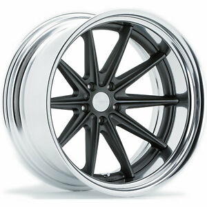 20x10 5 Gray Wheel Vossen Vws1 5x4 5 30