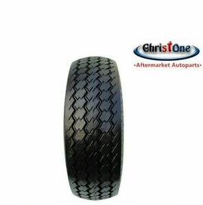 Two 4 10 3 50 4 Lp Flat Free Hand Truck Universal Tire Off centered Hub 2 25 4