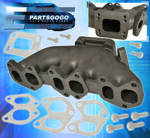 Vw Golf Jetta 2 8l Vr6 12v Engine T3 t4 Turbo Charger Flange Manifold Cast