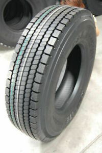 1 New 245 70r19 5 H 16 143 141m Drive All Position Truck Tires 24570195 785