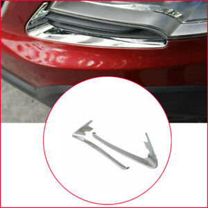 12 2014 Front Headlight Eyebrow Cover Trim For Buick Encore Opel Vauxhall Mokka