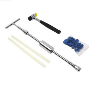 Car Body Paintless Hand Tool Dent Pit Repair Puller Removal Pulling Tabs Hammer