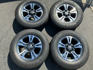 Four 2019 Toyota Tacoma Factory 17 Wheels Tires Oem Rims 75193 4runner Toyo