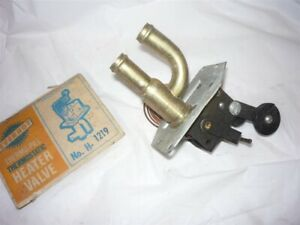 1955 56 57 58 Chrysler Desoto Dodge Plymouth Heater Control Valve
