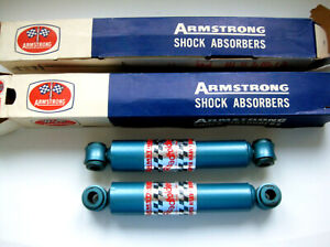 Vintage Armstrong Shock Absorbers Mg Triumph Spitfire Nos New Old Stock