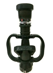 Akron Firefighter 2 5 Nh Nozzle Playpipe Shutoff 2