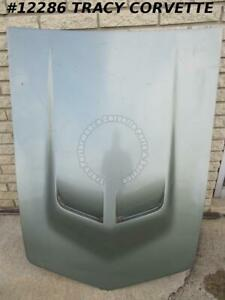 1968 1972 Corvette Big Block Hood 3996864 dated Original 454 427 Fiberglass