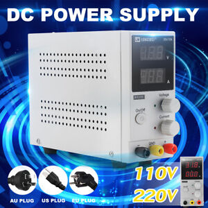 K3010d 110v 220v 30v 10a Dc Digital Power Supply Switching Regulated Adjustable