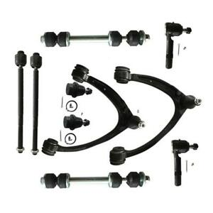 10pc Front Suspension Kit For Cadillac Escalade Gmc Yukon Sierra Chevrolet Tahoe