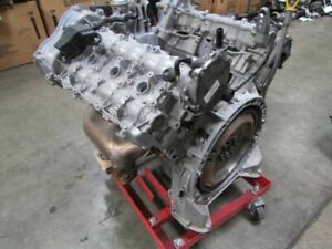 2008 2009 Mercedes C Class C300 Engine Assembly Needs Timing Cover