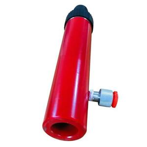 10 Ton Hydraulic Ram Jack Porta Power Replacement Red