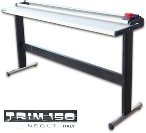 Neolt Trim 150 Rotary Paper Trimmer And Stand 59 Cut