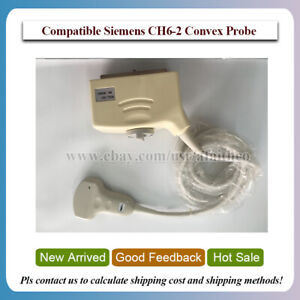 Compatible Antares Ch6 2 Convex Transducer Abdominal Probe For Siemens