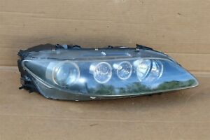 06 07 Mazda 6 Mazdaspeed Hid Xenon Headlight Head Light Passenger Right Rh