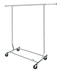 Collapsible Clothing Rack commercial Grade