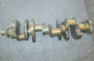 Small Block Chevy 327 Forged Steel Crankshaft Small Journal 2680 62 67 Standard