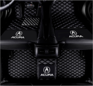 Luxury Custom Car Floor Mats For Acura Tl Ilx Mdx Rdx Rlx Tlx 2004 2019