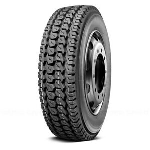Atlas Set Of 4 Tires 42x11r22 5 M Drv 09e Plus All Season Commercial hd