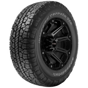 4 P265 70r16 Bf Goodrich Rugged Terrain T A 111t Sl 4 Ply White Letter Tires