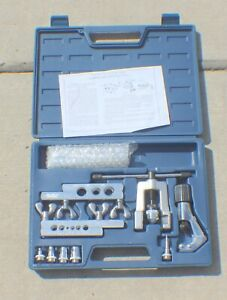 Bacharach 2002 6500 Model Ht 278 Flaring swaging cutting Tool Kit New