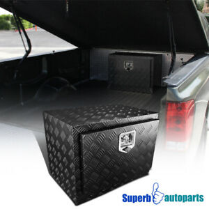 24 X17 X18 Truck Heavy Duty Tool Box Underbody Storage Pickup Trailer Lock