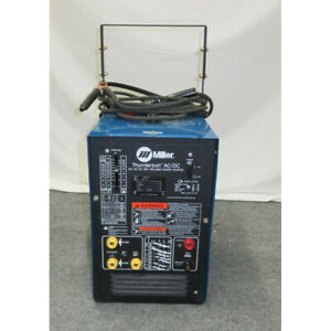 Miller Thunderbolt Ac dc Cc 230v Metal arc Stick Welder local Pickup Only